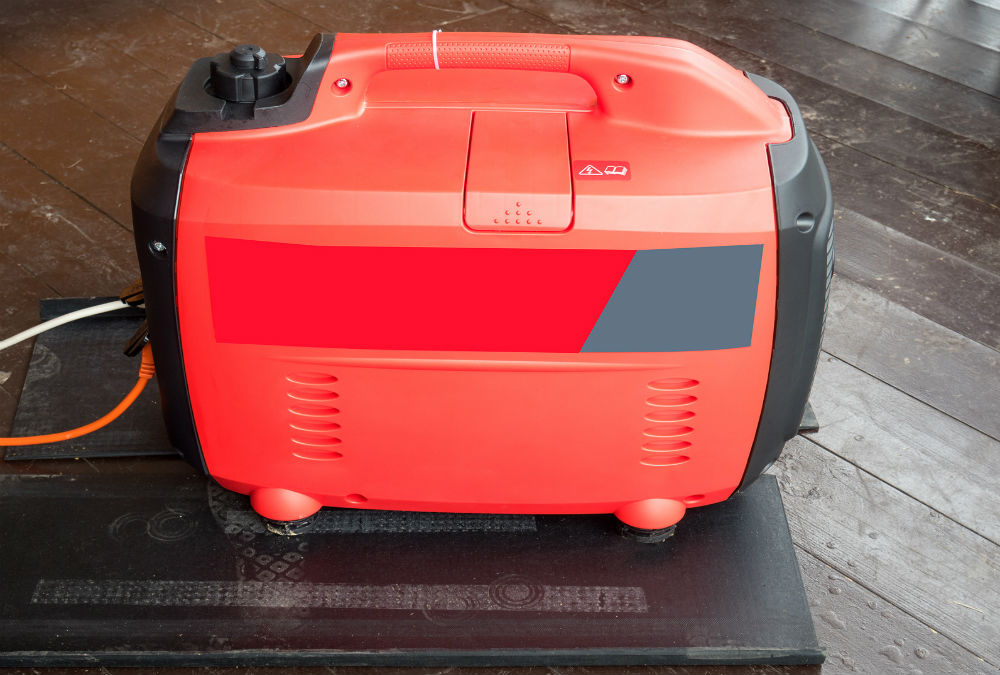 Honda EU2000I Super Quiet 2000 Watt Portable Generator