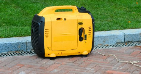 Generac GP2200i Portable Inverter Generator