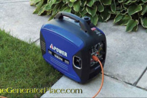 A-iPower Yamaha Engine SC2000iV Generator Review