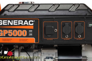 What Can A 5000 Watt Generator Run?