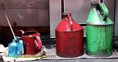 Generator Oil